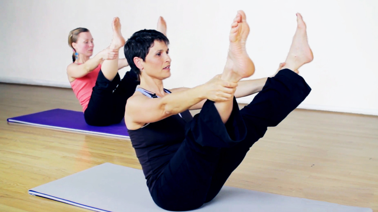 Advanced Pilates Fitness And Exercise Videos Grokker