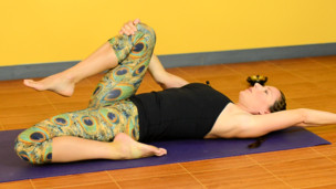 deep stretching therapeutics lower body  yoga videos