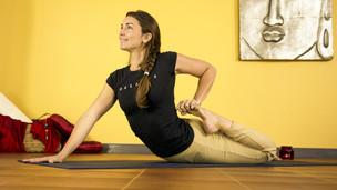 yoga for digestion awaken your agni  yoga videos  grokker