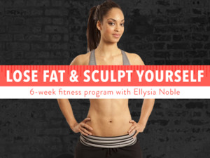 Workouts to Lose Fat & Sculpt Yourself