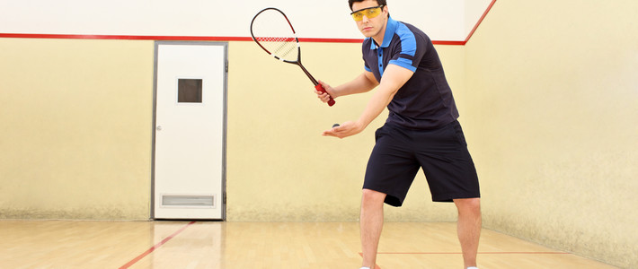 Squash Fitness Workout